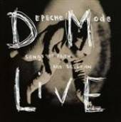 DEPECHE MODE  - CD SONGS OF FAITH AND DEVOTION - LIVE