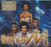 BONEY M.  - CD PLATINUM HITS