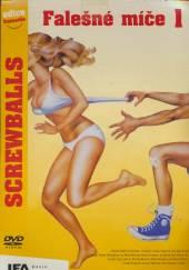 FILM  - DVP Falešné míče 1 (Screwballs) DVD