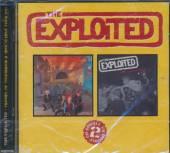 EXPLOITED  - 2xCD TROOPS OF TOMORROW / APOCALYPS