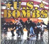 U.S. BOMBS  - CD COVERT ACTION