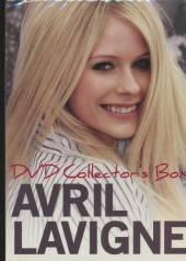 LAVIGNE AVRIL  - 2xDVD DVD COLLECTOR'S BOX