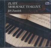 ZMOZEK JIRI  - CD MORAVSKE TESKLIVE