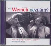 WERICH JAN  - CD NEZNAMY