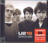 U2  - CD 18 SINGLES