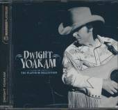 YOAKAM DWIGHT  - CD PLATINUM COLLECTION