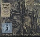 SEPULTURA  - CDD THE MEDIATOR BETWEEN THE HEA