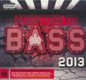 VARIOUS  - 3xCD ADDICTED TO BASS 2013