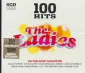 100 HITS - THE LADIES / VARIOU  - CD 100 HITS - THE LADIES / VARIOU