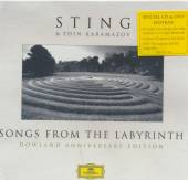 STING  - CD SONGS FROM THE LA..