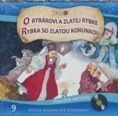 ROZPRAVKA  - CD O RYBAROVI A ZLAT..