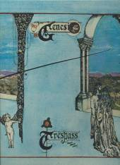 GENESIS  - VINYL TRESPASS (LIMI..