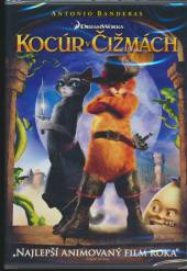 Kocour v botách (Puss in Boots) 2011 DVD - supershop.sk