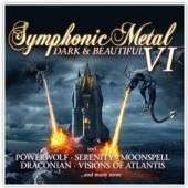 VARIOUS  - CD SYMPHONIC METAL 6 - DARK & BEA