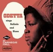 ODETTA  - CD SINGS BALLADS & BLUES +..