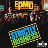 EPMD  - CD STRICTLY BUSINESS (ANIV)