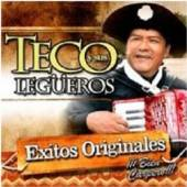 TECO Y SUS LEGUEROS  - CD EXITOS ORIGINALES