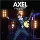 AXEL  - CD AXEL EN VIVO / BS AS EST VELEZ