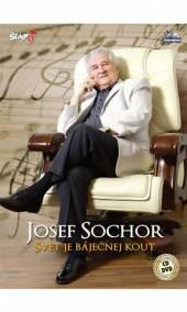 SOCHOR  - 2xCD+DVD SVET JE BAJECNY KOUT