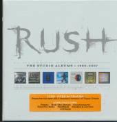 RUSH  - 7xCD STUDIO ALBUMS 1989-2007
