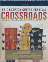 CLAPTON ERIC  - 2xBRD CROSSROADS GUIT.FEST.2013 [BLURAY]