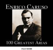 CARUSO ENRICO  - 5xCD 100 GREATEST ARIAS =BOX=