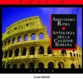 VARIOUS  - 2xCD ARRIVEDERCI ROMA CANZONI