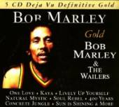 MARLEY BOB & THE WAILERS  - 5xCD GOLD