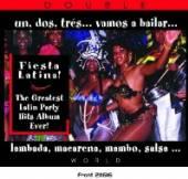 VARIOUS  - CD FIESTA LATINA-THE DANCE P