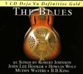 BLUES  - 5xCD DEFINITIVE GOLD