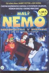 FILM  - DVD Malý Nemo: Dobr..