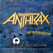 ANTHRAX  - 4xCD AFTERSHOCK