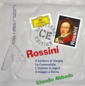 ABBADO CLAUDIO - ROSSINI GIOAC  - 9xCD IL BARBIERE DI ..