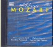 VARIOUS  - CD MOZART-ADAGIO