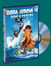 FILM  - DVD DOBA LEDOVA 4: ZEME V POHYBU