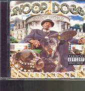 SNOOP DOGG  - CD DA GAME IS TO BE SOLD NOT TO BE TOL