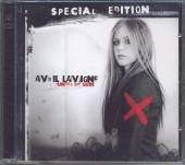 LAVIGNE AVRIL  - 2xCD+DVD UNDER MY SKIN (REPACKAGE