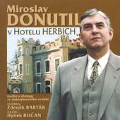 DONUTIL MIROSLAV  - CD MIROSLAV DONUTIL V HOTELU HERBICH
