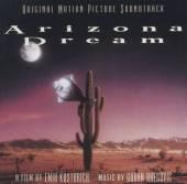 SOUNDTRACK  - CD ARIZONA DREAM (BREGOVIC)
