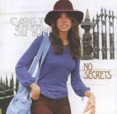 CARLY SIMON  - CD NO SECRETS
