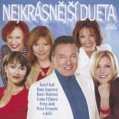 VARIOUS  - CD NEJKRASNEJSI DUETA