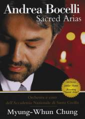 BOCELLI ANDREA  - DVD SACRED ARIAS/DUC..