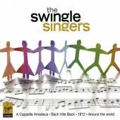 SWINGLE SINGERS  - 4xCD ANTHOLOGY