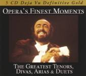 VARIOUS  - CD OPERA'S FINEST MOMENTS-GO