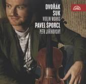 SPORCL PAVEL  - CD HRAJE DVORAKA A SUKA