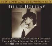 HOLIDAY BILLIE  - 5xCD S/T