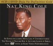 COLE NAT KING  - 5xCD+DVD GOLD -CD+DVD-
