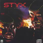 STYX  - CD KILROY WAS HERE