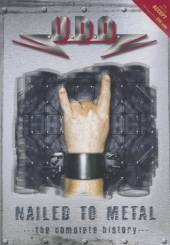 UDO  - DVD NAILED TO METAL