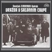 DIVADLO J. CIMRMANA  - CD VRAZDA V SALONNIM COUPE